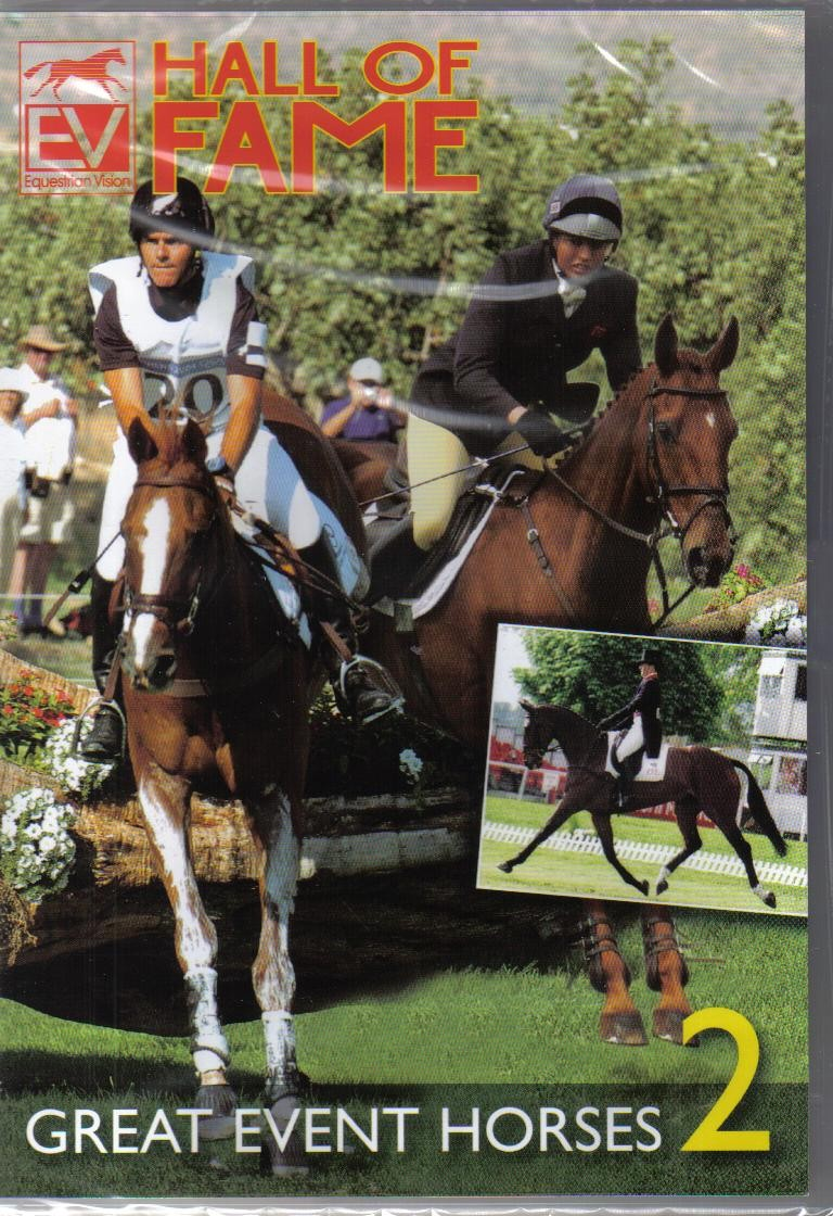 dvd hall of fame great event horses 2 from trot online. Black Bedroom Furniture Sets. Home Design Ideas