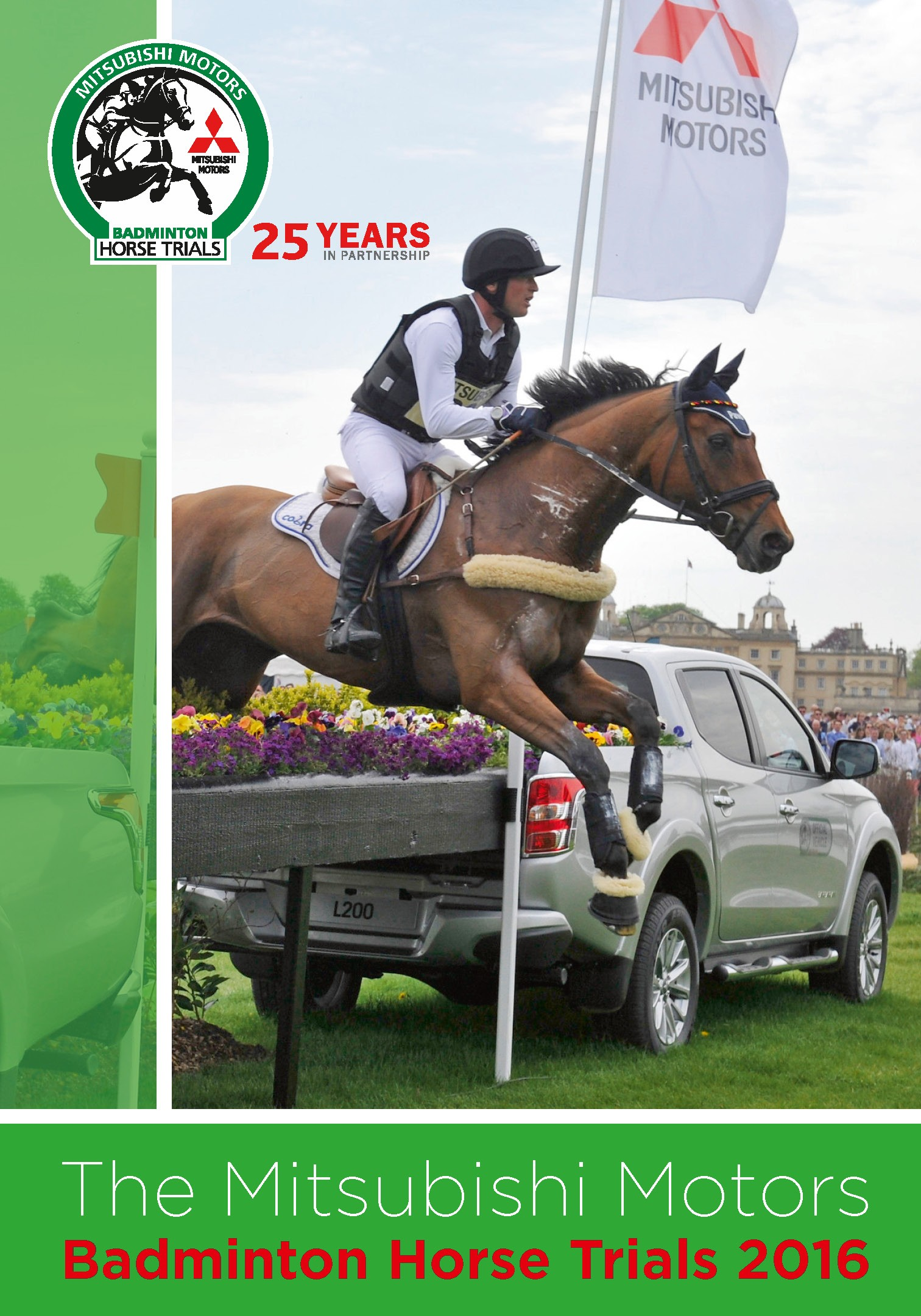 2016 Badminton Horse Trials Review DVD from trot-online
