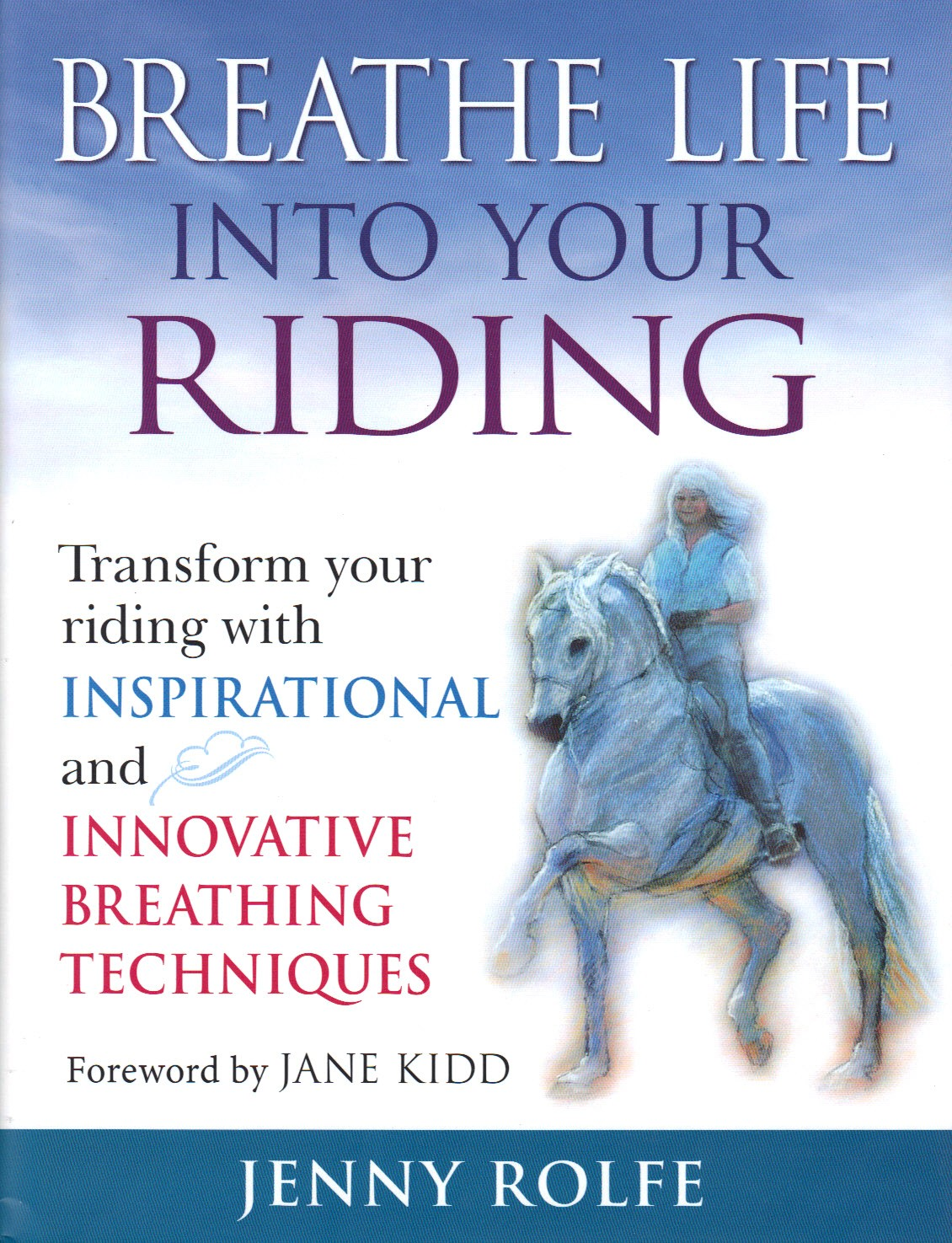 Breathe Life into Your Riding by Jenny Rolfe from trot-online