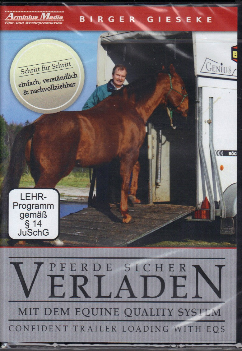 DVD Confident Trailer Loading with EQS from trot-online