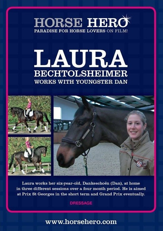 DVD Laura Bechtolsheimer Works With Youngster Dan from trot-online