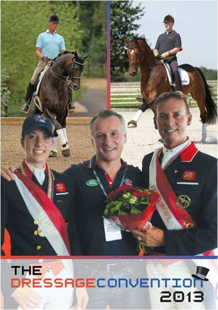 Dvd the dressage convention 2013 with carl hester for Dujardin richard