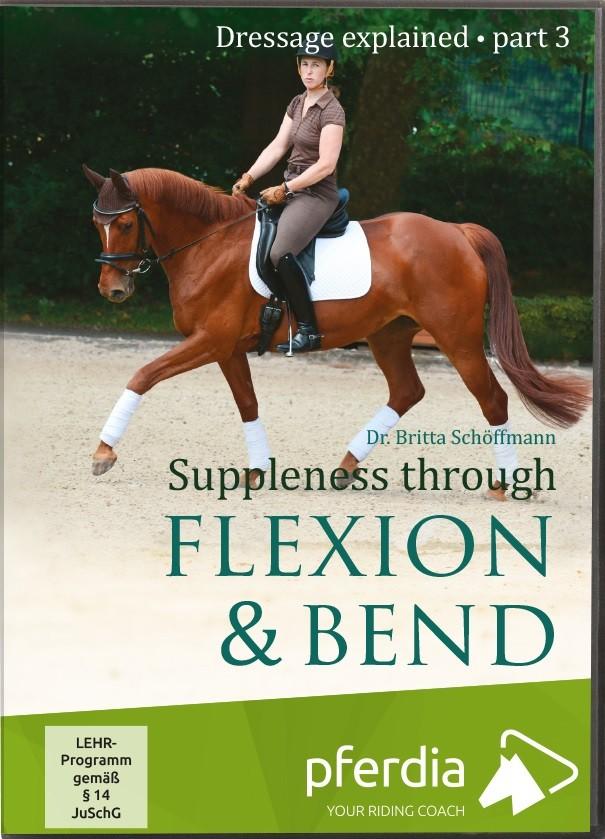 Dressage Explained Part 3 Suppleness through Flexion & Bend DVD