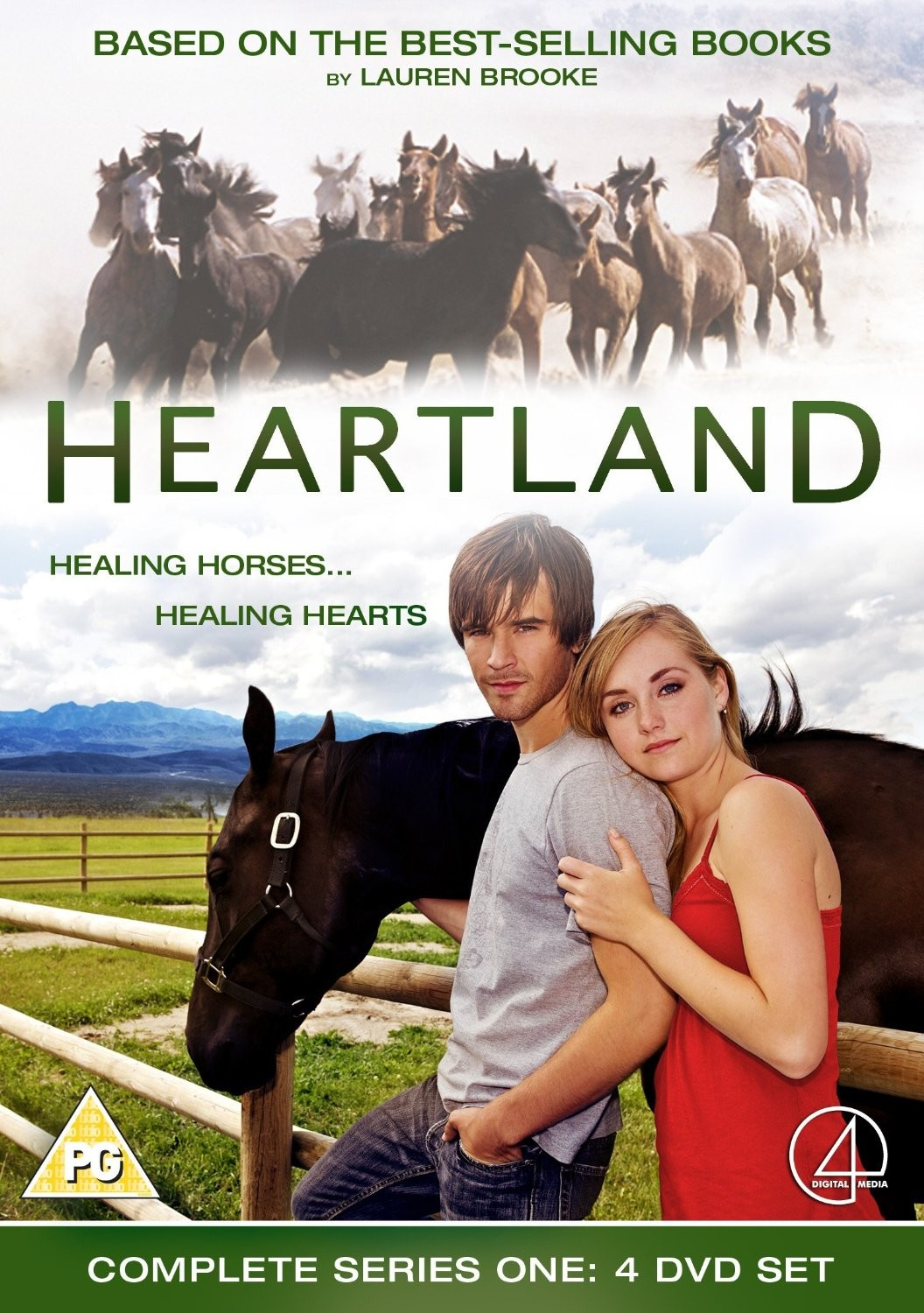 Heartland The Complete Series One DVD Box Set from trot-online