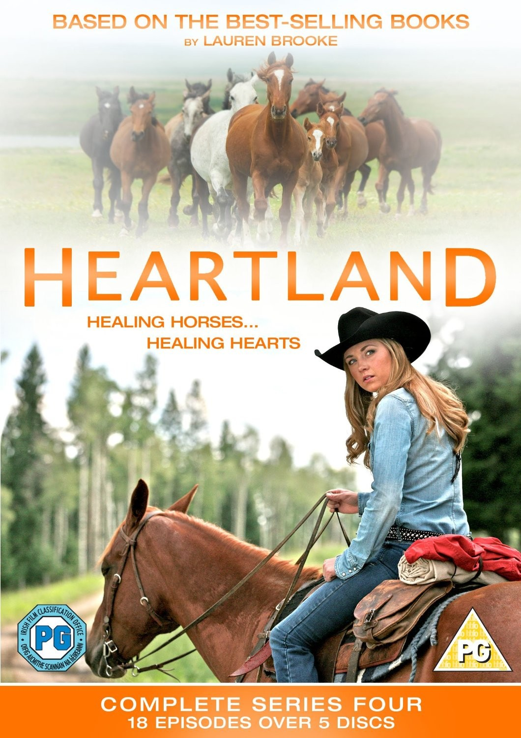 Heartland The Complete Series Four DVD Box Set from trot-online
