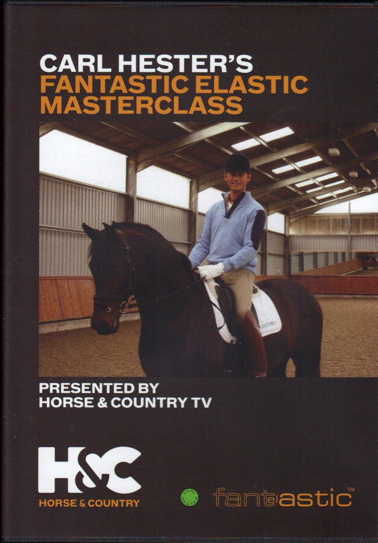 dvd carl hester 39 s fantastic elastic masterclass from trot online. Black Bedroom Furniture Sets. Home Design Ideas