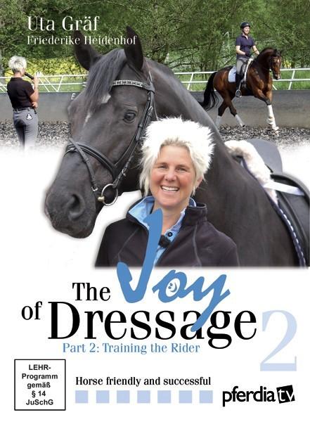 DVD Uta Graf The Joy of Dressage part 2 Training the Rider from trot-online