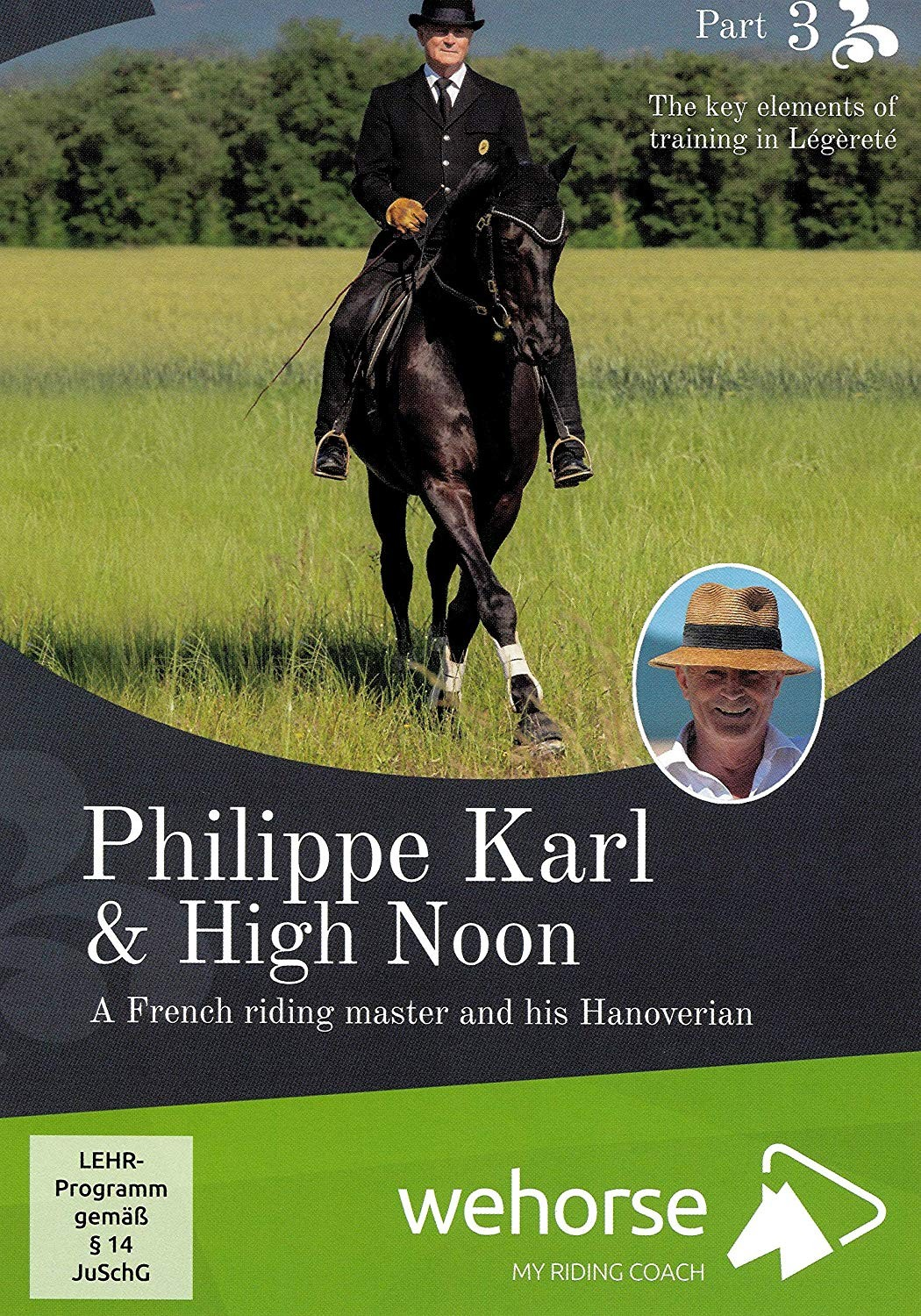 DVD Philippe Karl and High Noon 3