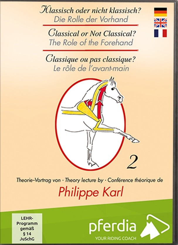 Classical or Not Classical The Role of the Forehand Philippe Karl Theory Lecture 2