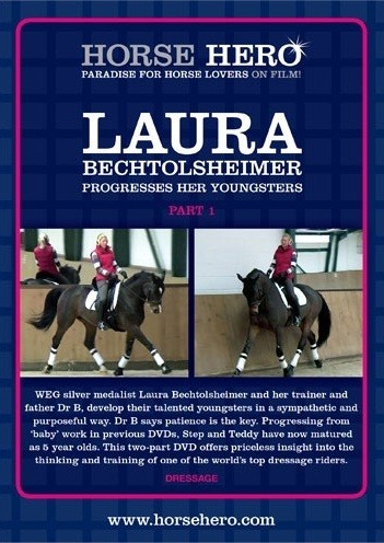 DVD Laura Bechtolsheimer Progresses Her Youngsters Part 1 from trot-online