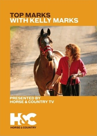 DVD Top Marks with Kelly Marks from trot-online