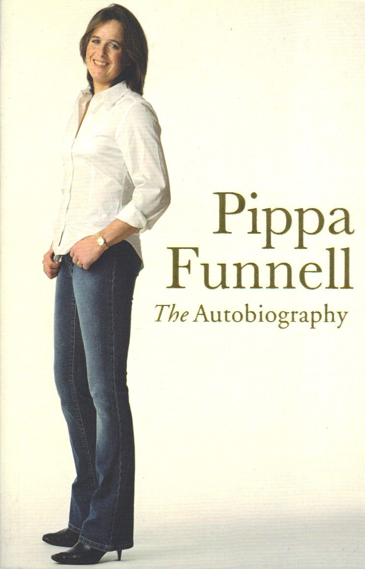 Pippa Funnell The Autobiography from trot-online