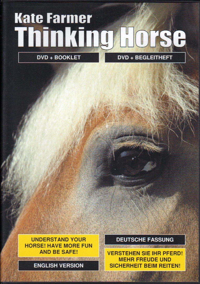 DVD Thinking Horse by Kate Farmer from trot-online