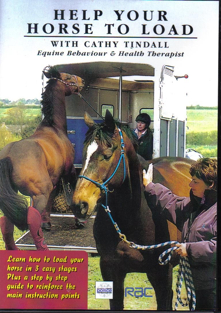 DVD Help Your Horse to Load with Cathy Tindall from trot-online