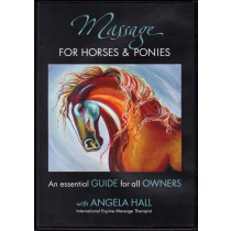 DVD Massage for Horses and Ponies with Angela Hall from trot-online