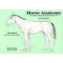 Book Horse Anatomy A Pictorial Approach To Equine Structure by Peter Goody from trot-online