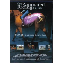 DVD The Animated Riding Series Balanced Beginnings from Trot-Online