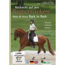 DVD Rider and Horse Back to Back Susanne von Dietze Isabelle von Neumann-Cosel from trot-online