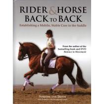 Book Rider and Horse Back to Back Susanne von Dietze with Isabelle von Neumann-Cosel from trot-online