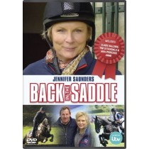 DVD Jennifer Saunders Back in the Saddle from trot-online