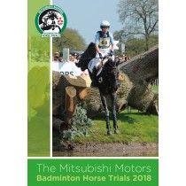 Mitsubishi Motors Badminton Horse Trials 2018 Review DVD
