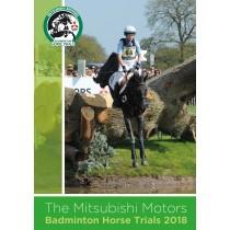 Mitsubishi Motors Badminton Horse Trials 2018 Review DVD