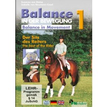 DVD Balance in Movement 1 The Seat of the Rider Susanne von Dietze Isabelle von Neumann-Cosel from trot-online