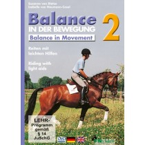 DVD Balance in Movement 2 Riding with Light Aids Susanne von Dietze Isabelle von Neumann-Cosel from trot-online