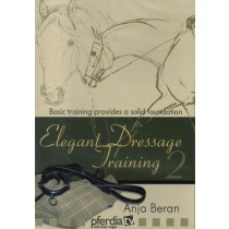 DVD Anja Beran Elegant Dressage Training Volume 2 from trot-online