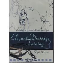 DVD Anja Beran Elegant Dressage Training Volume 3 from trot-online