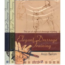 Anja Beran Elegant Dressage Training 3 DVD Set from Trot-Online