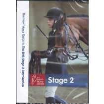 DVD The New Visual Guide to The BHS Stage 2 Examination from trot-online