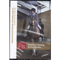 DVD The New Visual Guide to The BHS Preliminary Teaching Test Examination from trot-online