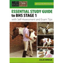 The Essential Study Guide to BHS Stage 1 with Self-Assessment and Exam Tips | trot-online