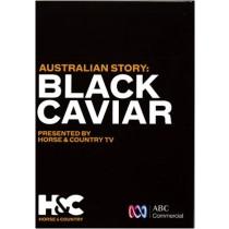 DVD Australian Story: Black Caviar from trot-online