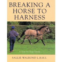 Breaking A Horse To Harness A Step by Step Guide by Sallie Walrond from trot-online