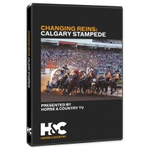 DVD Changing Reins: Calgary Stampede from Trot-Online
