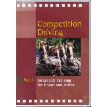 DVD Competition Driving Part 3 Advanced Training for the Horse and Driver from Trot-Online