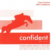 Cross Country with Confidence The Confident Rider Series by Sharon Shinwell Audio CD from trot-online