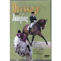 DVD Dressage for Jumping Richard Davison, John and Robert Whitaker from Trot-Online