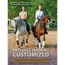 Dressage Training Customized by Britta Schoffmann from trot-online