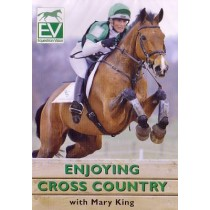 DVD Enjoying Cross Country with Mary King from trot-online