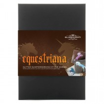 Glamourati Equestriana Glitter Quartermarker Kit for Horses from trot-online