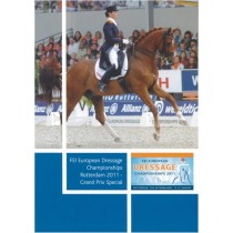 DVD FEI European Dressage Championships Rotterdam 2011 Grand Prix Special from trot-online