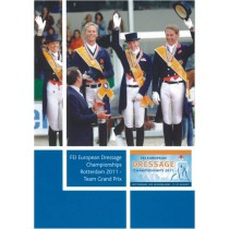 DVD FEI European Dressage Championships Rotterdam 2011 Team Grand Prix from trot-online