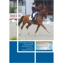DVD FEI European Dressage Championships Rotterdam 2011 Kur from trot-online