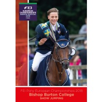 FEI Pony European Championships 2018 Show Jumping DVD