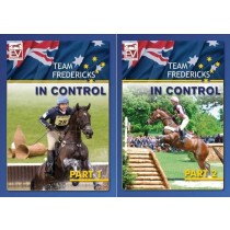 Team Fredericks In Control 2 Part DVD Lucinda and Clayton Fredericks from Trot-Online