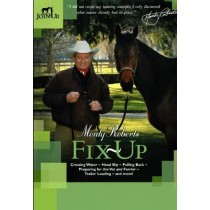 Monty Roberts Fix Up Triple DVD from trot-online