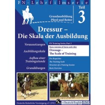 DVD FN Training Series Part 3 Dressage The Scale of Training from trot-online